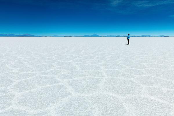 Unendlicher Salar Uyuni