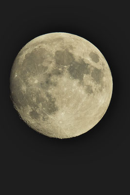 Mond bei t-2 (25. Juli)