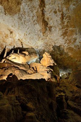 Grottes des Moidons; Französischer Jura; près Arbois; Juni 2015