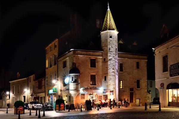 Place du Général Leclerc, Beaune (F), Burgund