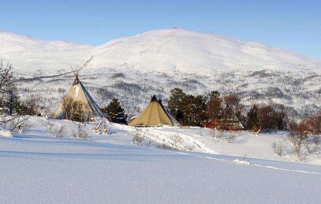 Kvaloya, Tromsö, Norwegen