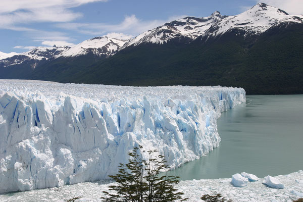 Perito Moreno, Patagonia, Argentinien