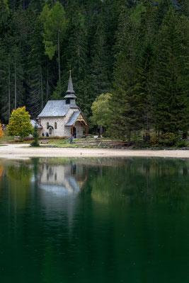 Kapelle beim Pragsersee; 8.10.2018