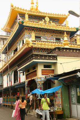 Haus im Stadtzentrum von Dharamsala