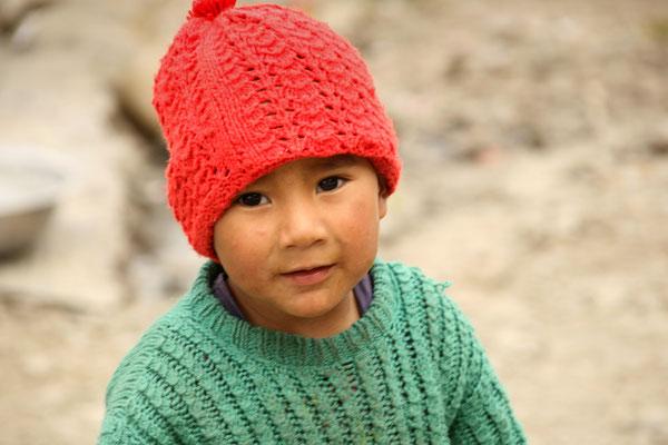 Leh-Manali Transhimalaya: Waisenkind in Jespa