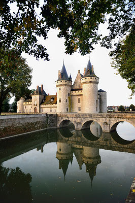 Schloss Sully-sur-Loire;