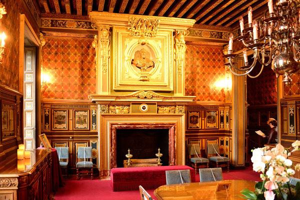 Schloss Cheverny; Loire (F); Salon