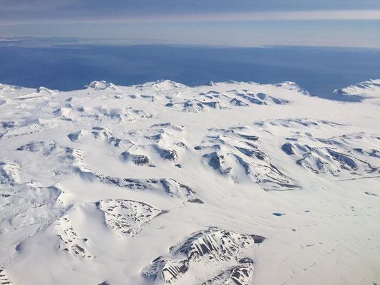 Spitzbergen, 1. Juli 2015