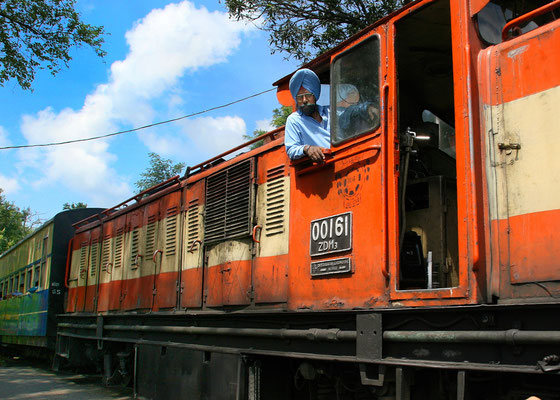 Eisenbahn im Kangratal