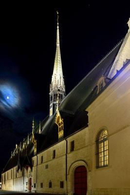 Beaune (F); Hôtel-Dieu; Kapellentrakt