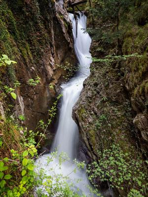 Choltalbach-Wasserfall; Beckenried, 14.5.2021