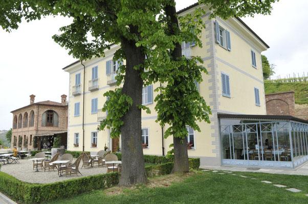 Villa Tiboldi, S. Stefano bei Canale