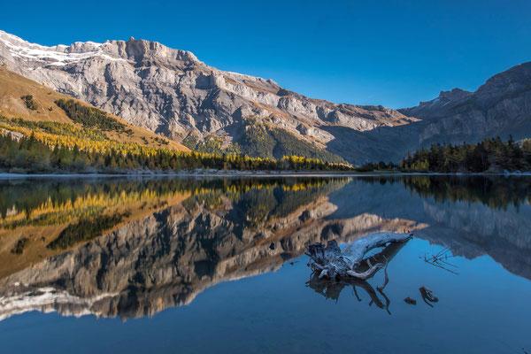 Lac de Derborence; 22. Oktober 2016