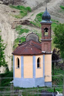 Kappelle im Weingut der Villa Tiboldi, S. Stefano bei Canale