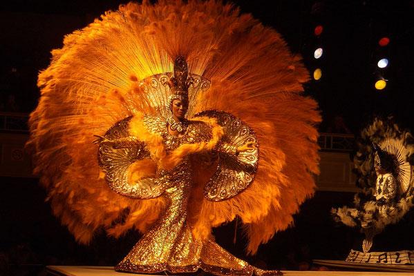 Rio de Janeiro, Karneval Stimmung (Brasilien)