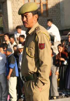 JKP (Jammu Kaschmir Police)