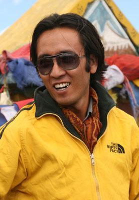 Leh-Manali Transhimalaya: Guide Chosphel Tsering