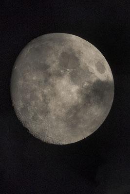 Mond bei t-3 (24. Juli 2018)