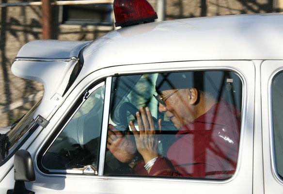 Seine Heiligkeit, Dalai Lama