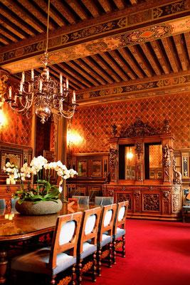 Schloss Cheverny; Loire (F); Speisezimmer