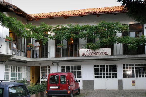 Osteria Boccondivino, Bra (Slow Food)