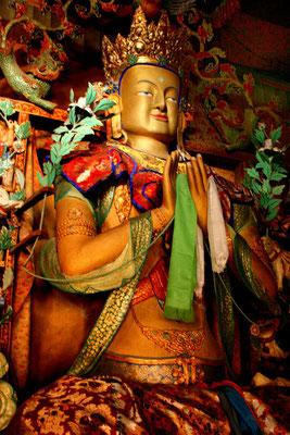 Sakhyamuni Buddha