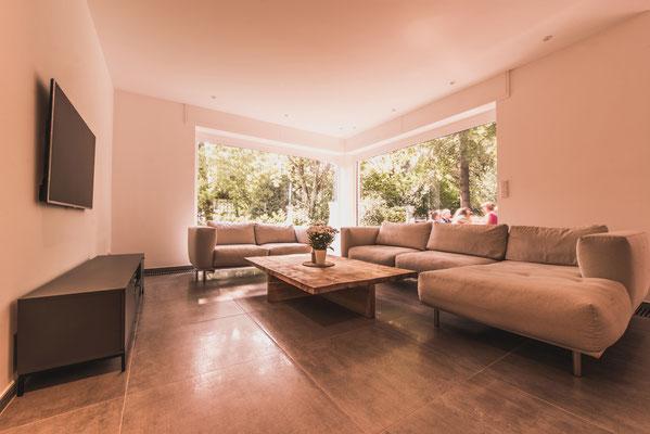 Designer Wohnzimmer Arrangement
