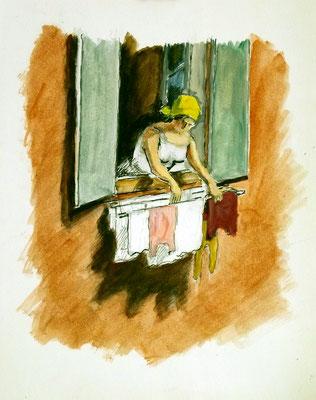 """""""Femme à la fenêtre"""""""