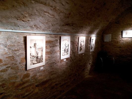 intérieur chapelle st Jean
