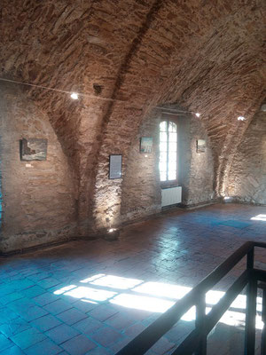 étage chapelle