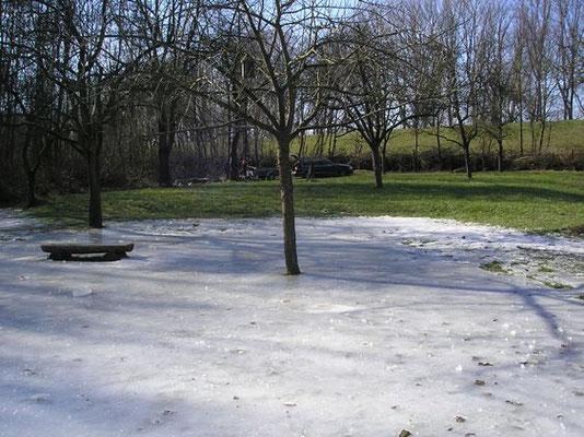 Auch der Winter ist Teil unserer Natur.