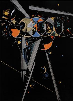 「Moon Light」 F60号