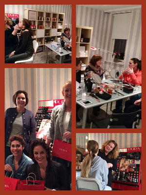 Visagie workshop met Pupa Milano