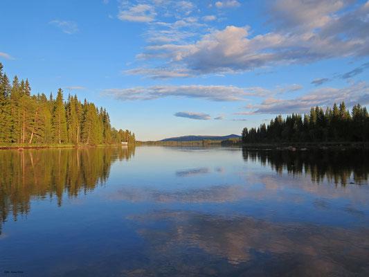 Ljungan (Schweden)