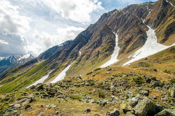 Greater Caucasus - Mtskheta-Mtianeti