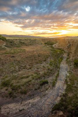 Desert canyon - Kakheti