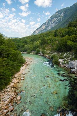 Soča Valley around Kobarid