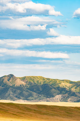 Sandy Hills - Kakheti