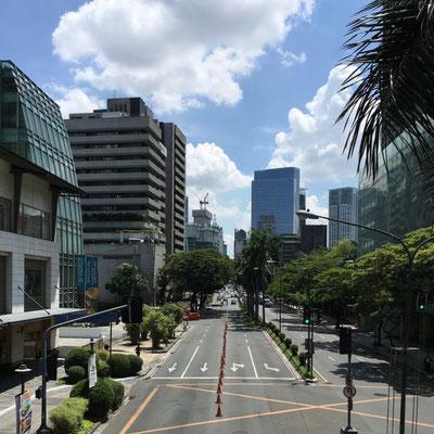 マニラ市街地