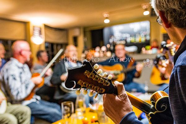 Bluegrass Jam, alte Schmitte Steffisburg