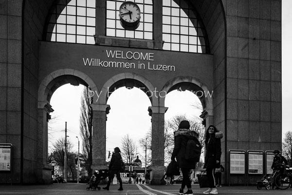 Willkommen in Luzern