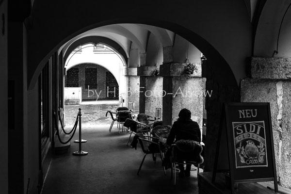 Bern Altstadt, Lauben / Arkaden