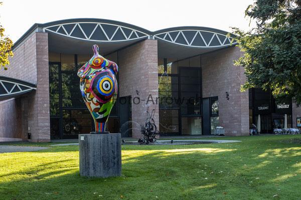Tinguely Museum Basel, Nikki de Saint Phalle
