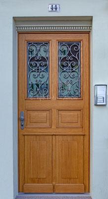 Nachgebaute Haustüre Ud Wert 1.0. Hersteller: Küchen-Türen.ch