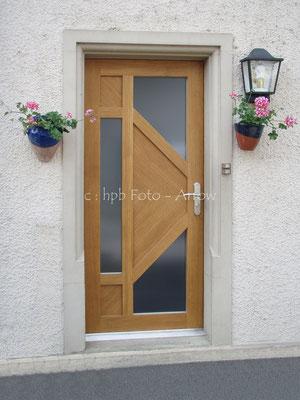 Moderne Haustüre, Hersteller: Küchen-Türen.ch