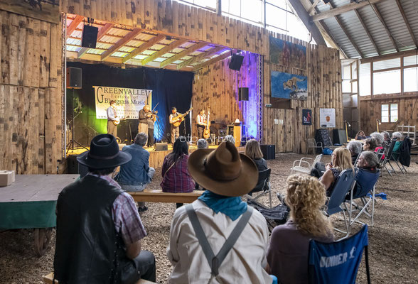 Greenvalley-Festival-2019 in Ramsei, Emmental, CH Bluegrass