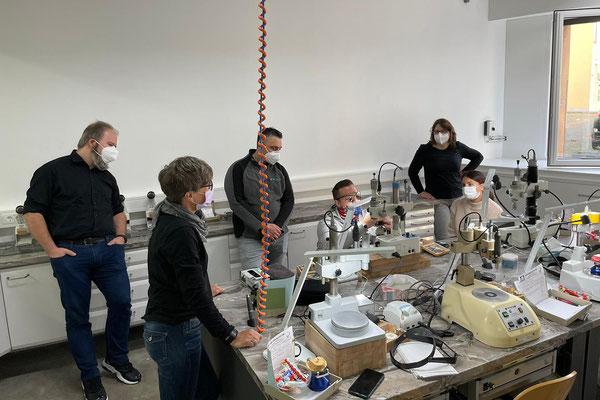Zahntechnik Wieck: Workshop zur digitale Herstellung von Teleskopen bei Dentalligent in Remagen