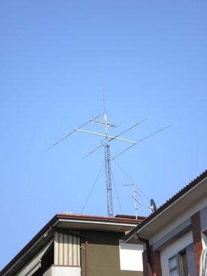 Altra veduta del parco antenne