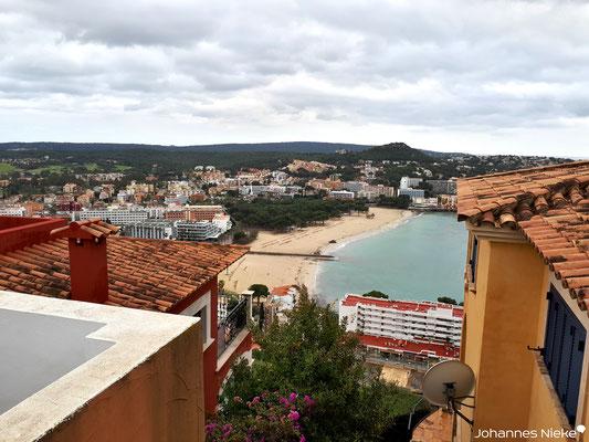 Blick auf Santa Ponça