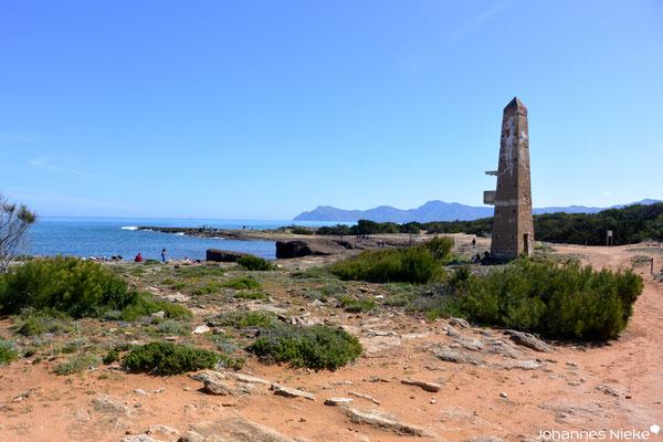 Küste der Bahía de Alcúdia